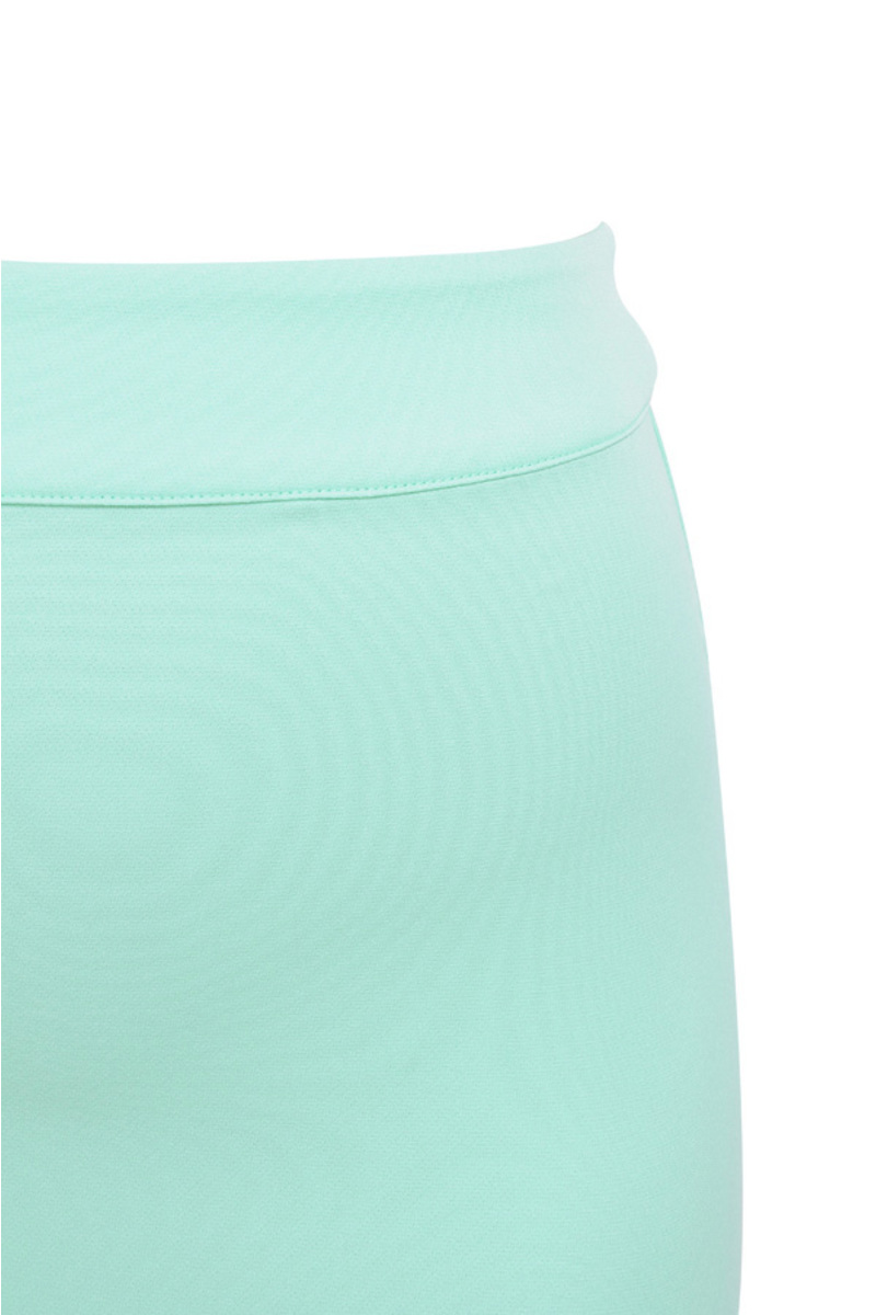 cutandrun mint dress