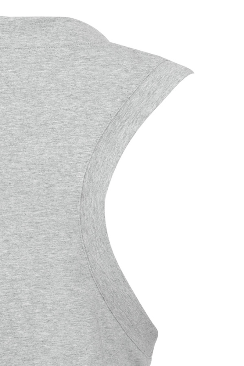 the georgie t shirt in grey