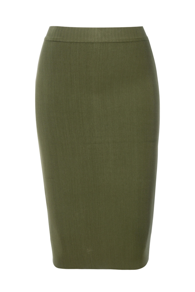 marni khaki 2 piece dress