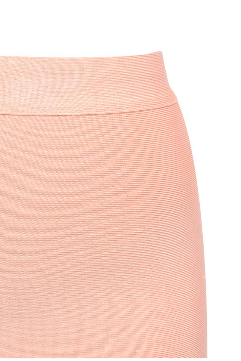 mira peach skirt