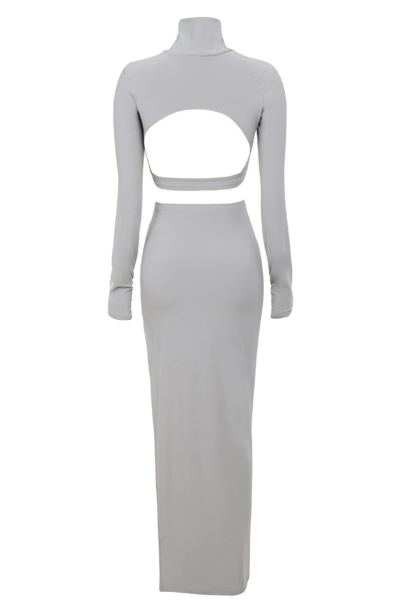 maxi two piece