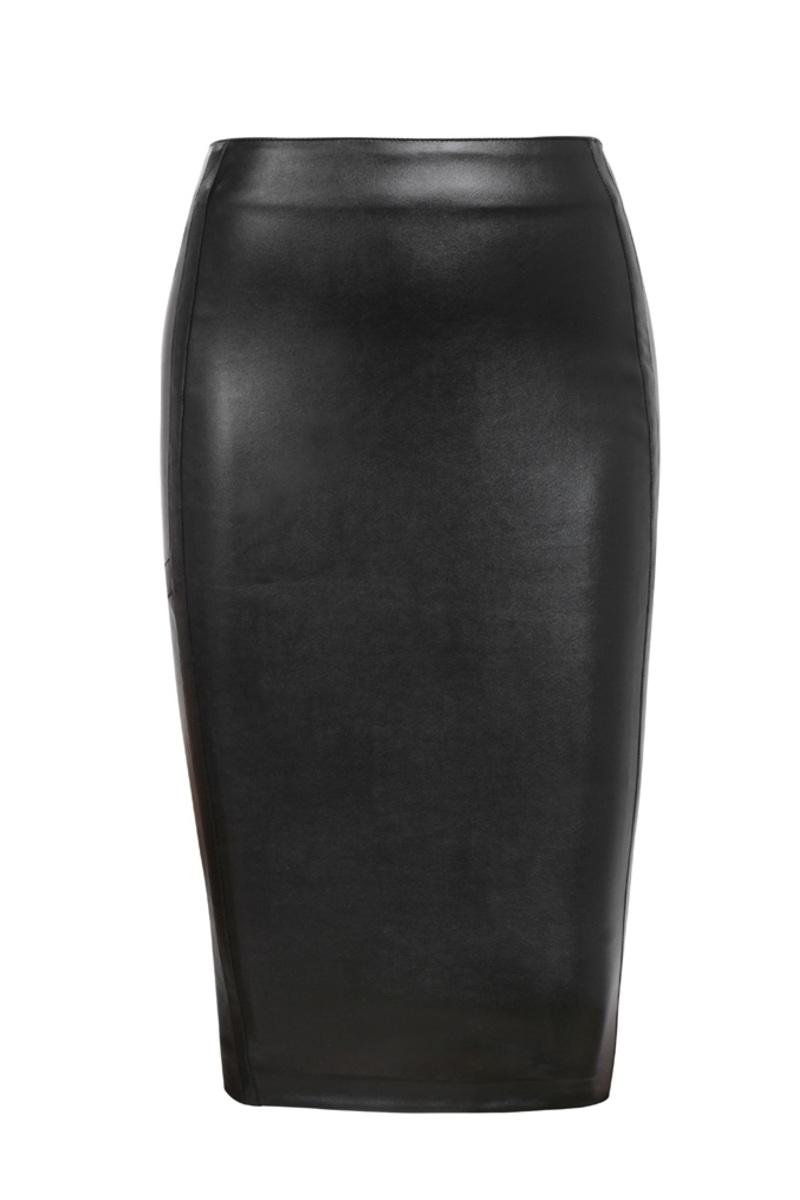 black persuasion dress