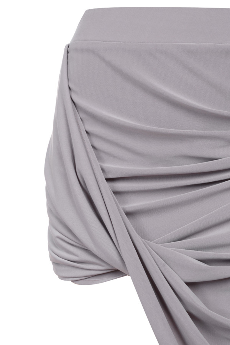grey tali skirt