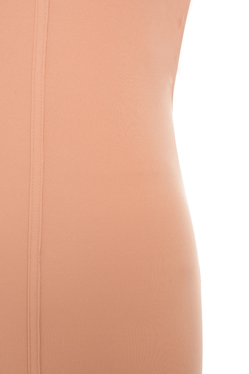 bae b dress in pink