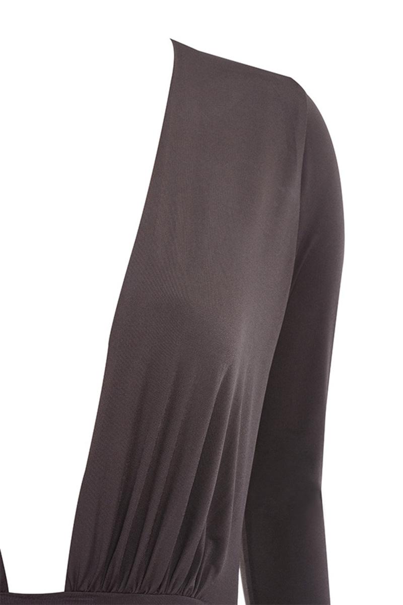 chocolate dangereus dress