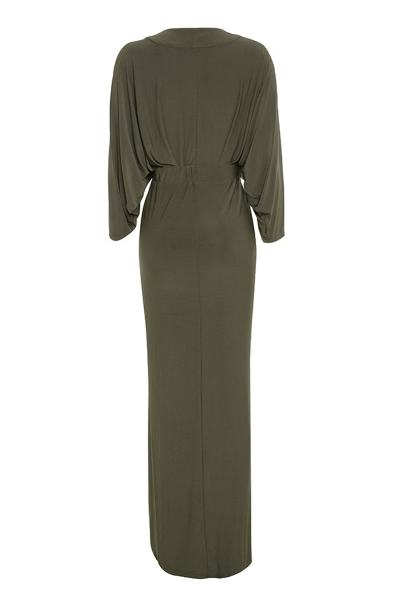 dare dress in khaki
