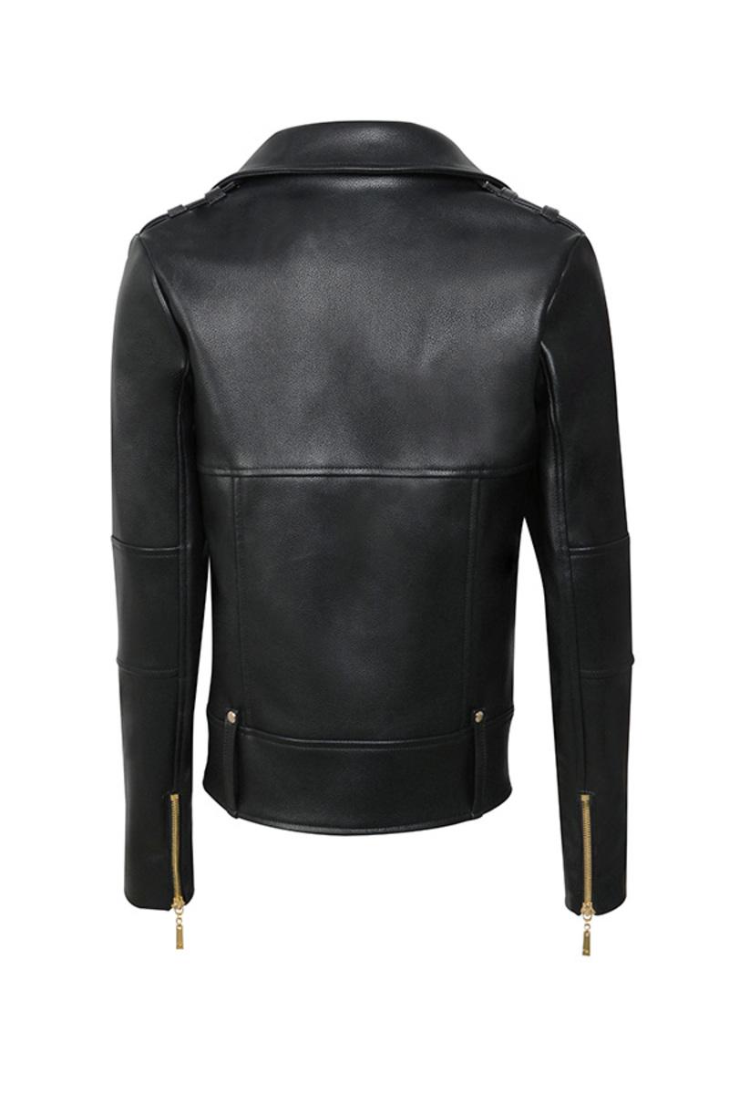 drive jacket in black