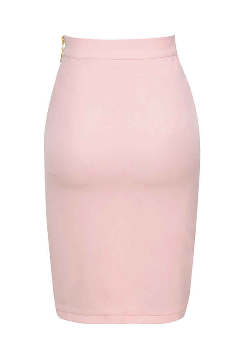 gotta have it skirt in pink