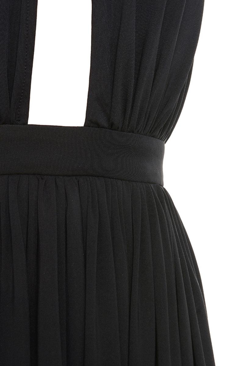 lioness maxi in black