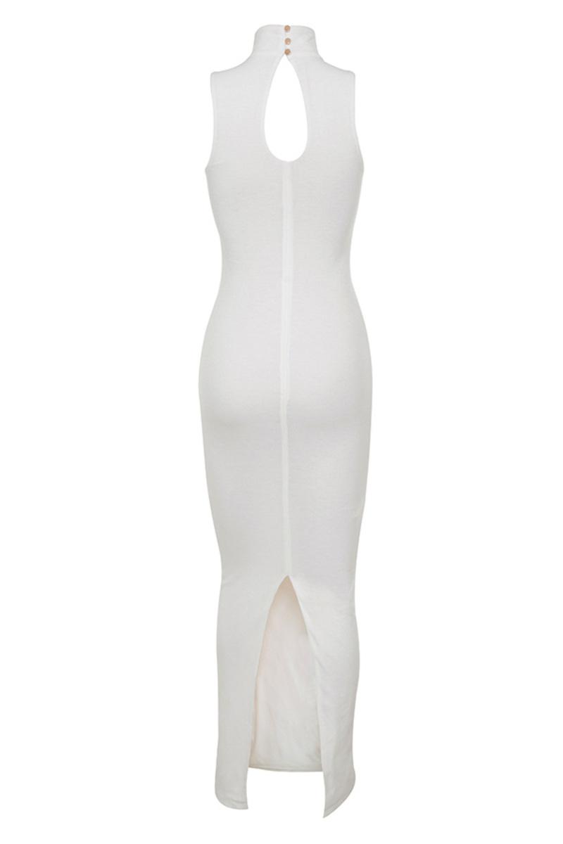 revenge dress in white