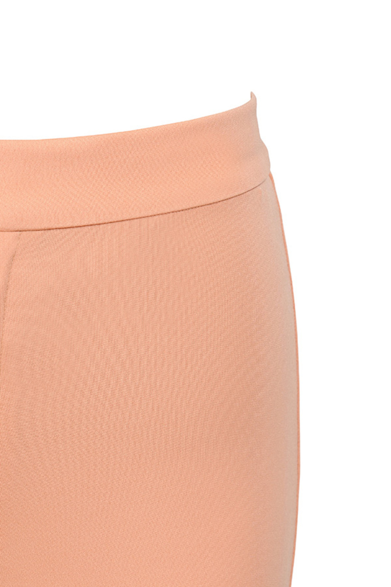 right now leggings in peach