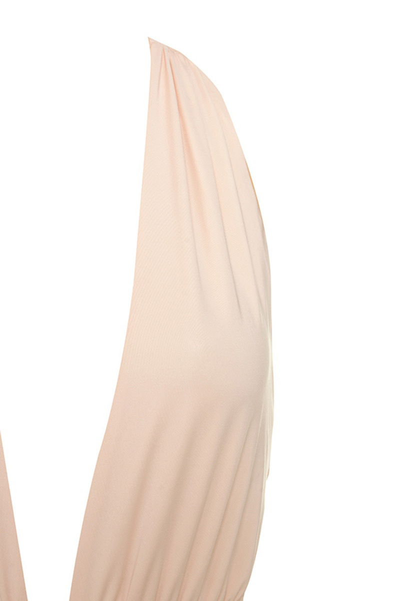 sugar bodycon in blush