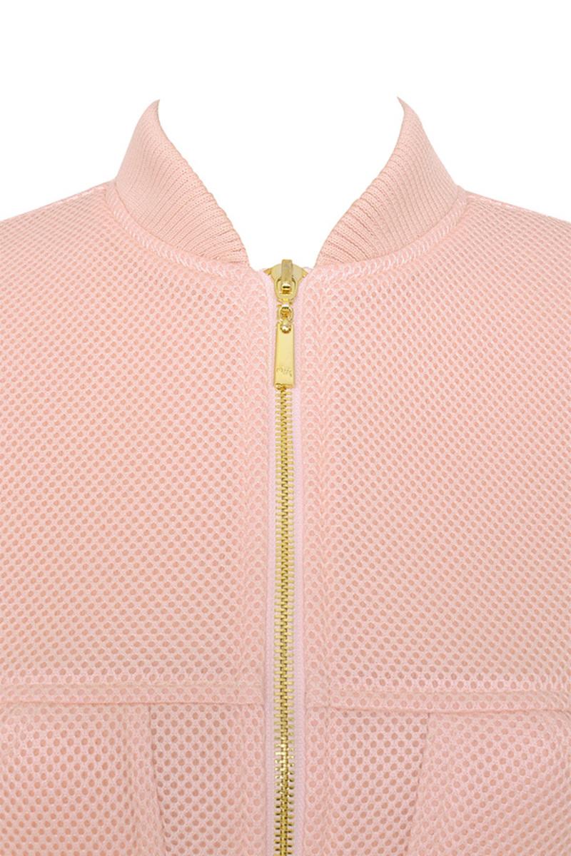 tigress pink jacket