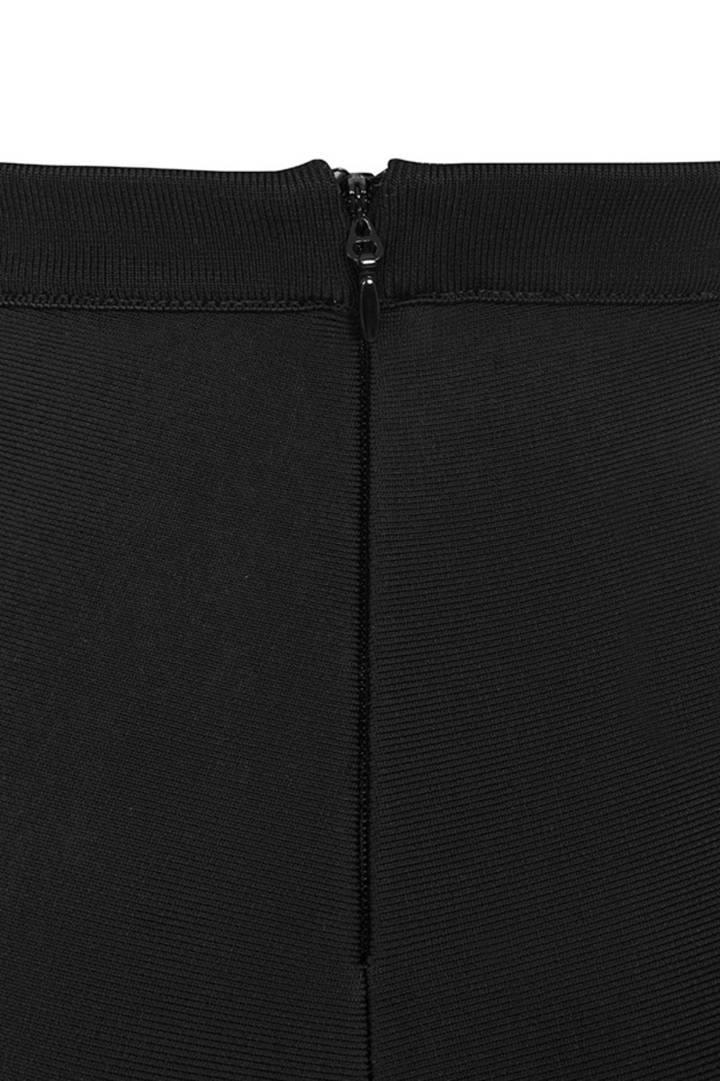 black craze trousers