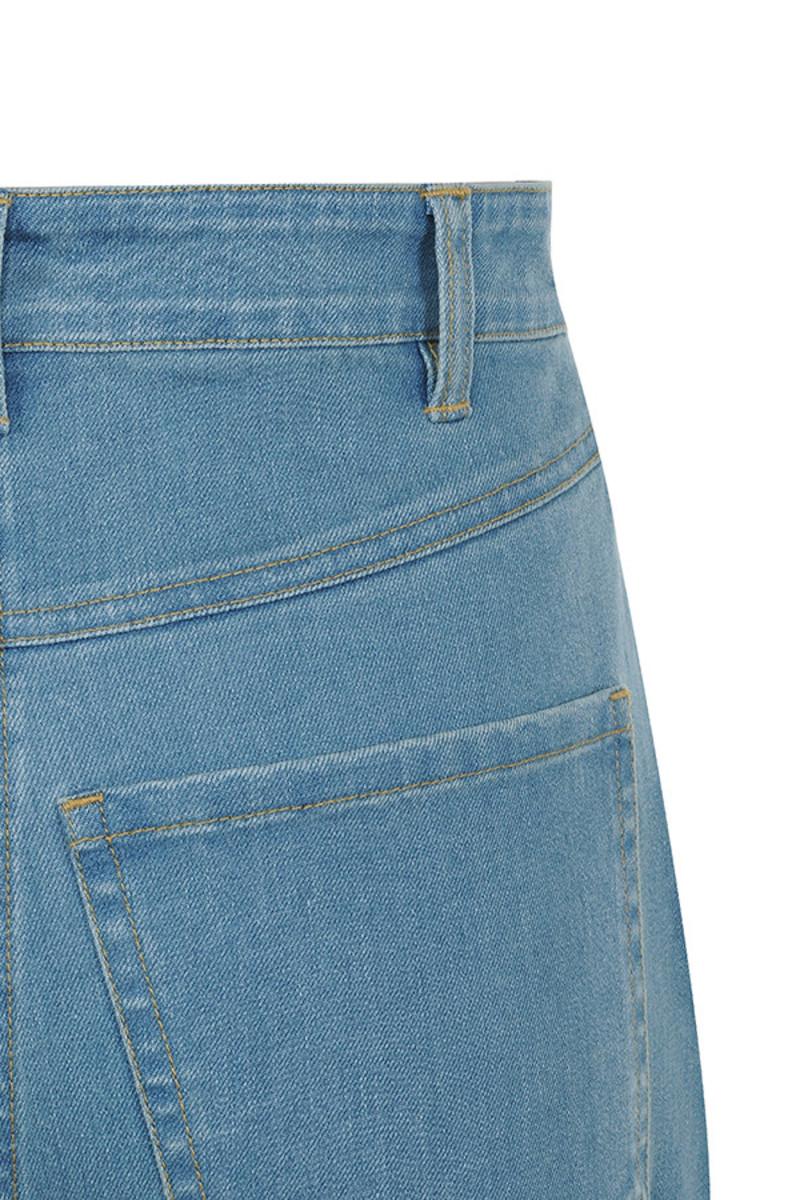 blue hitman jeans