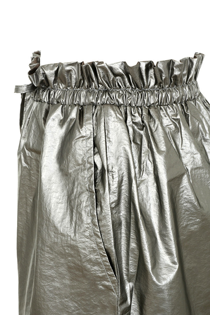 silver miscreant trousers