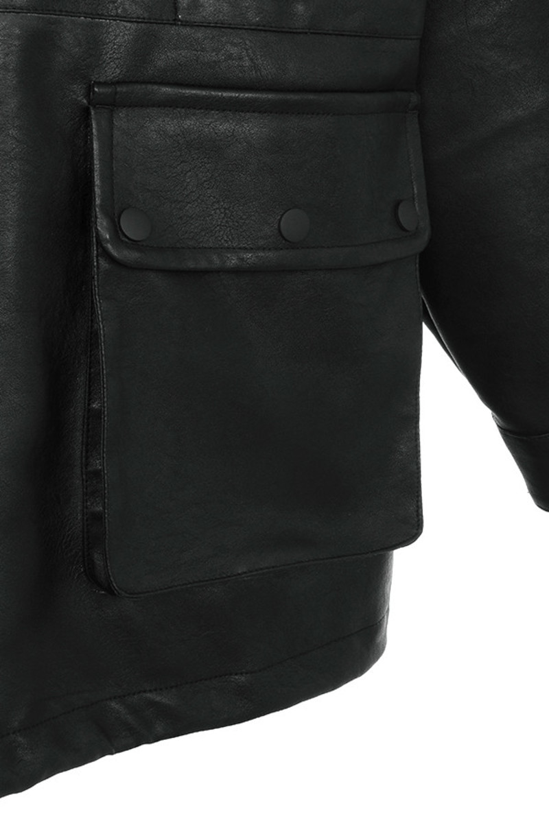 black nightstar jacket
