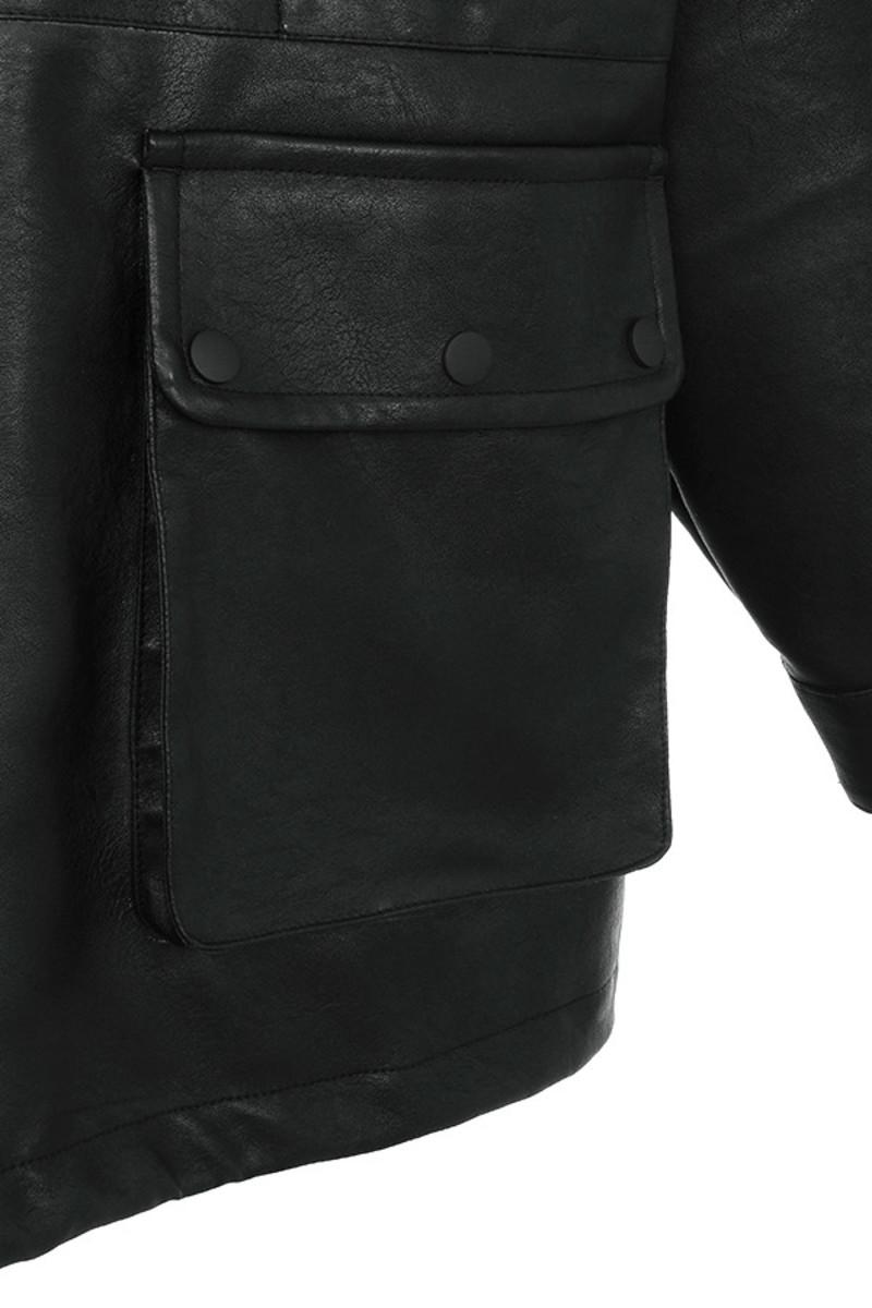 black nightstar jacket