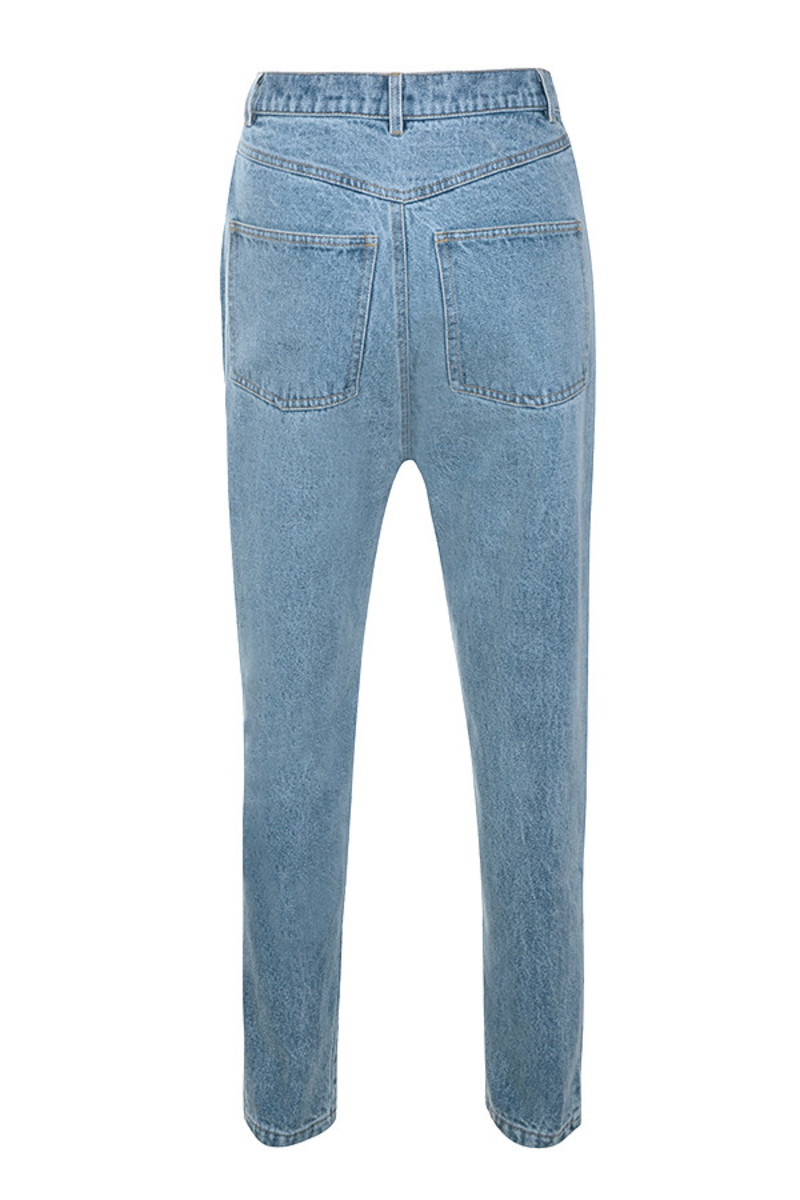 perception pants in denim