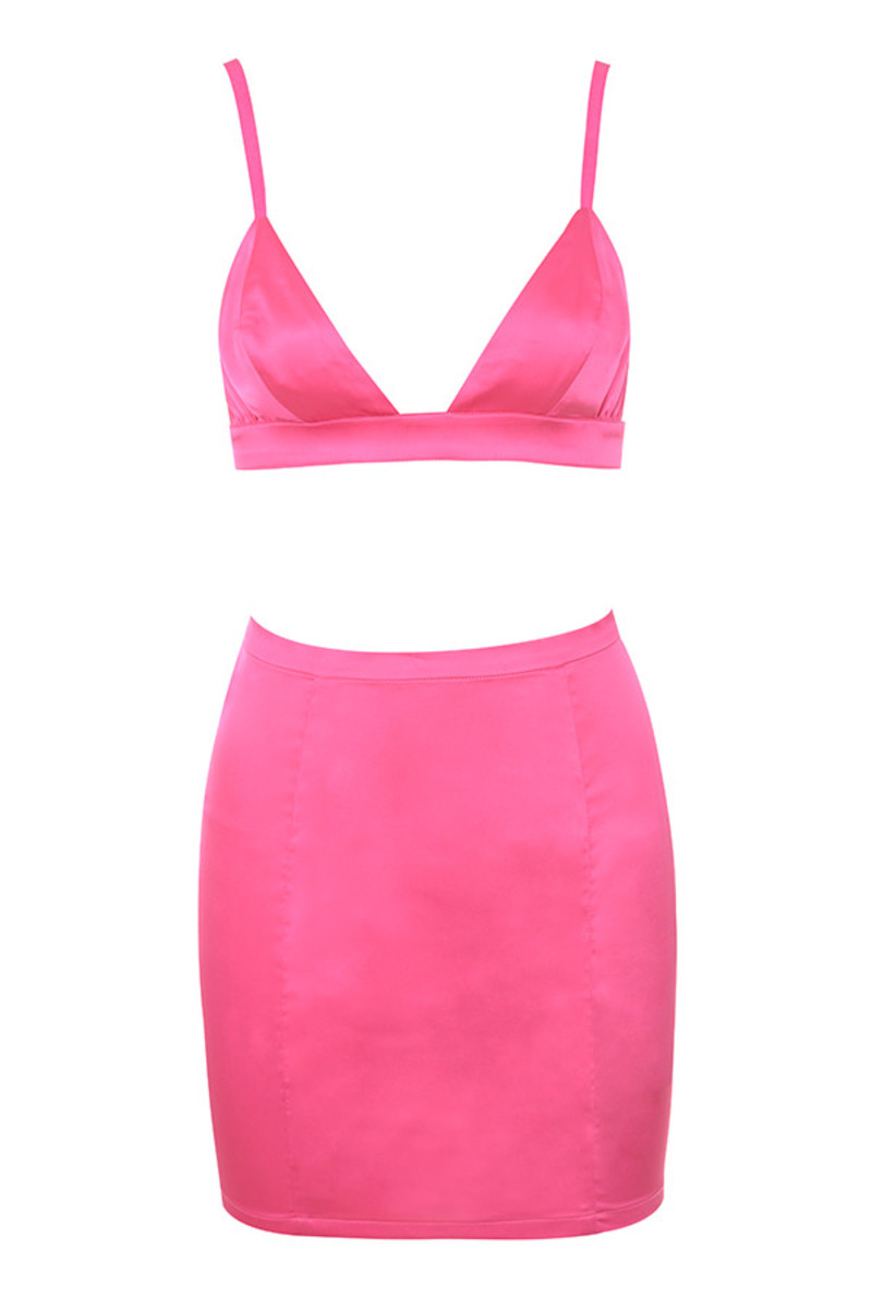 smitten pink