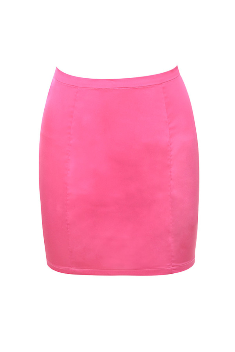 smitten pink dress