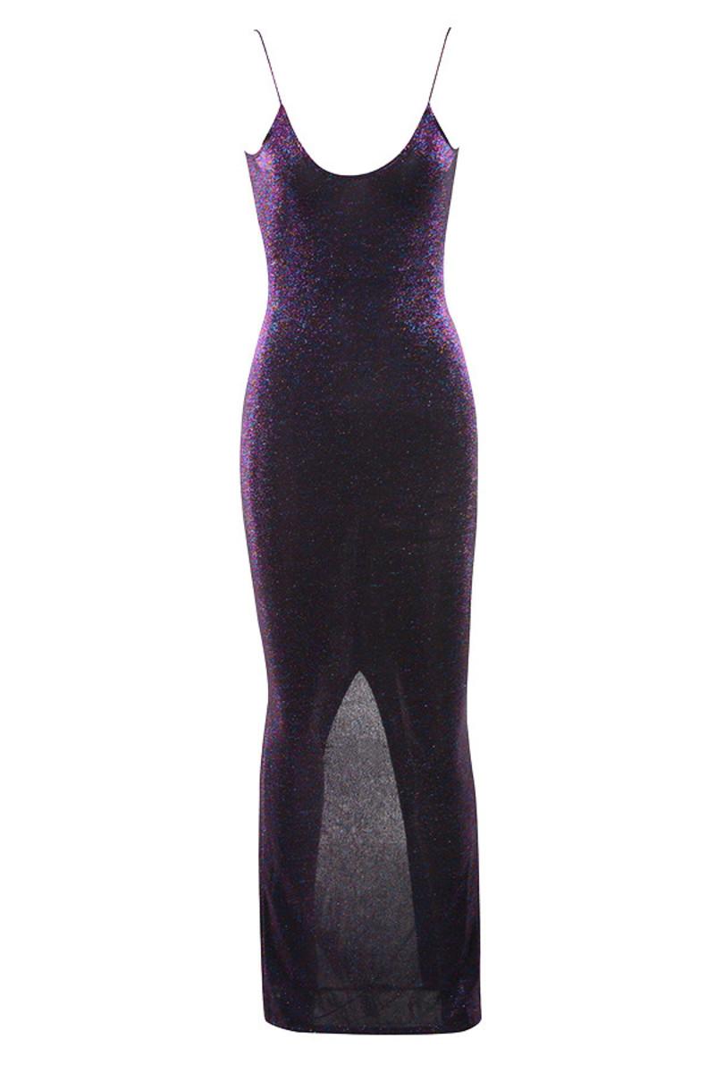 cha cha purple