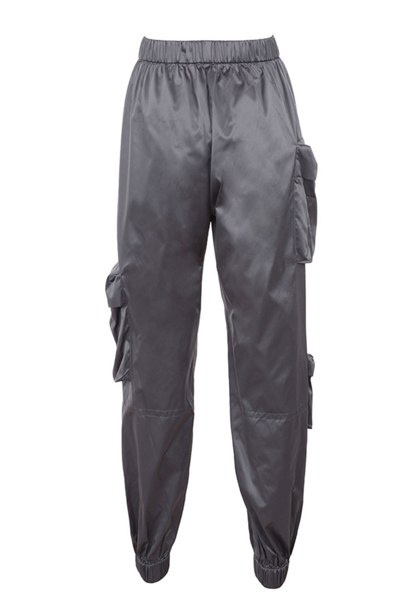 bandit trousers in grey