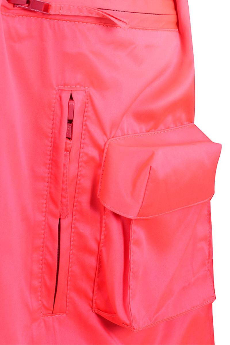 coral craziness jacket