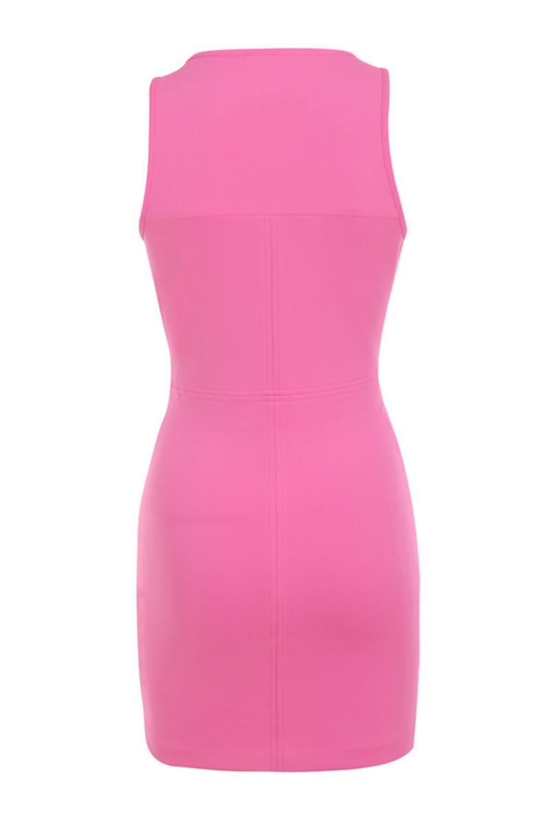 cupcake dress in pink