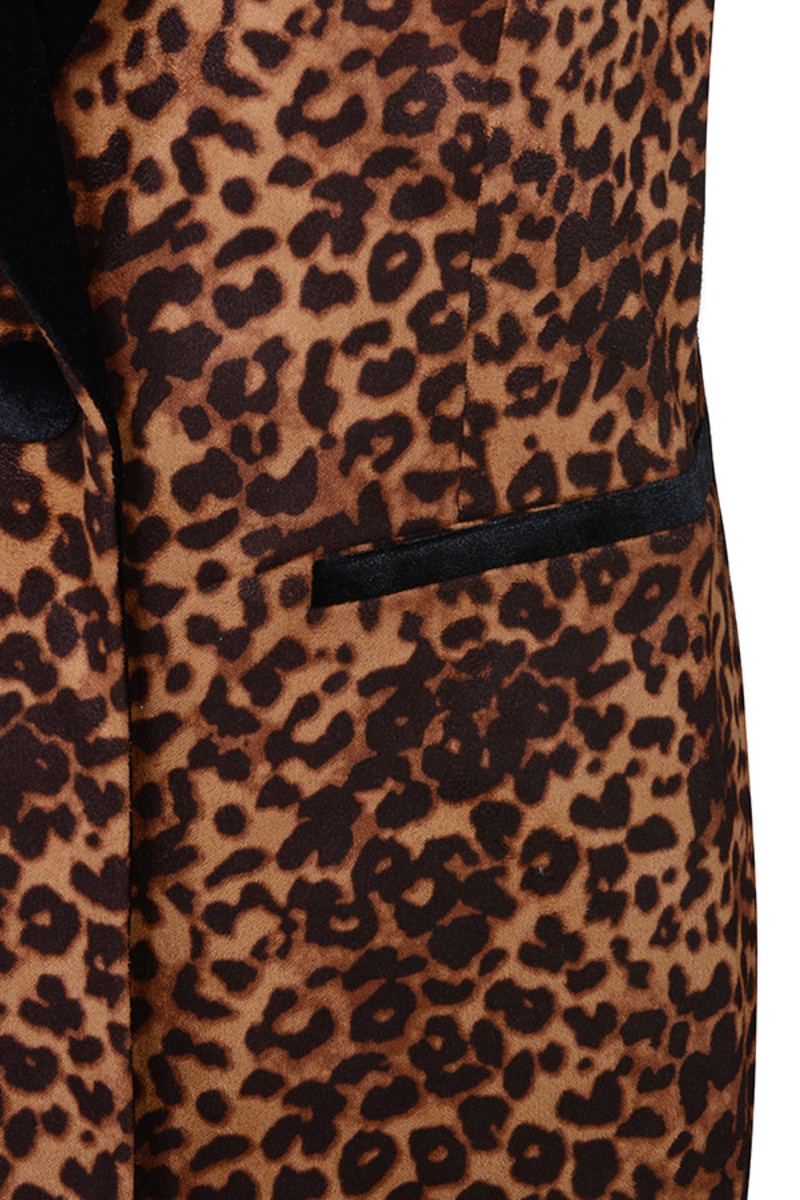 leopard faith jacket