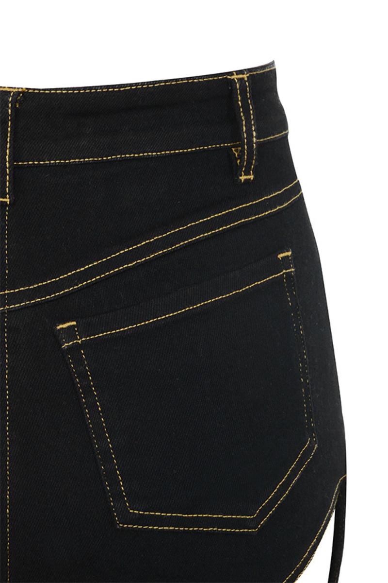 black inspire jeans