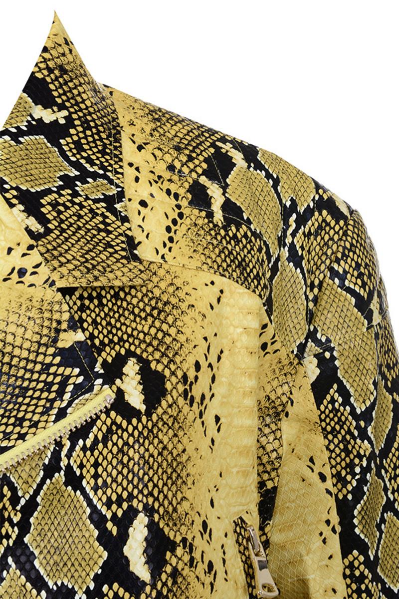 snakeskin princeton
