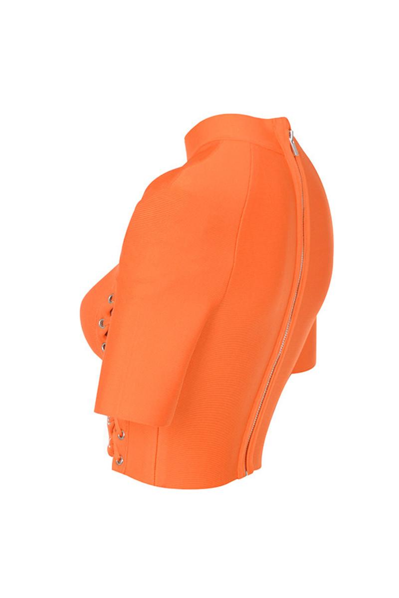 saviour in orange