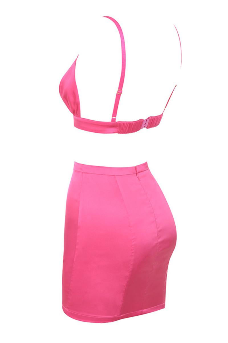 smitten in pink