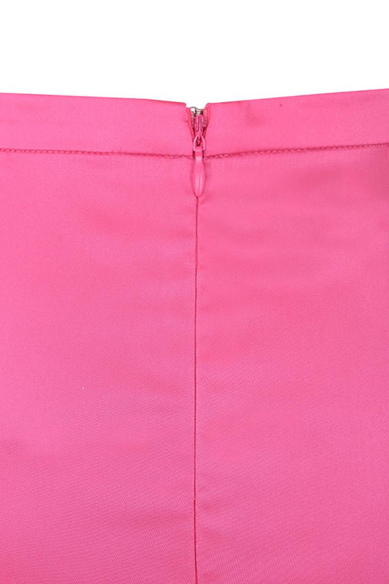 pink smitten dress