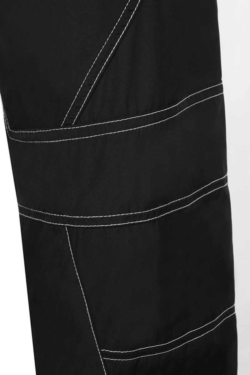black spirit trousers
