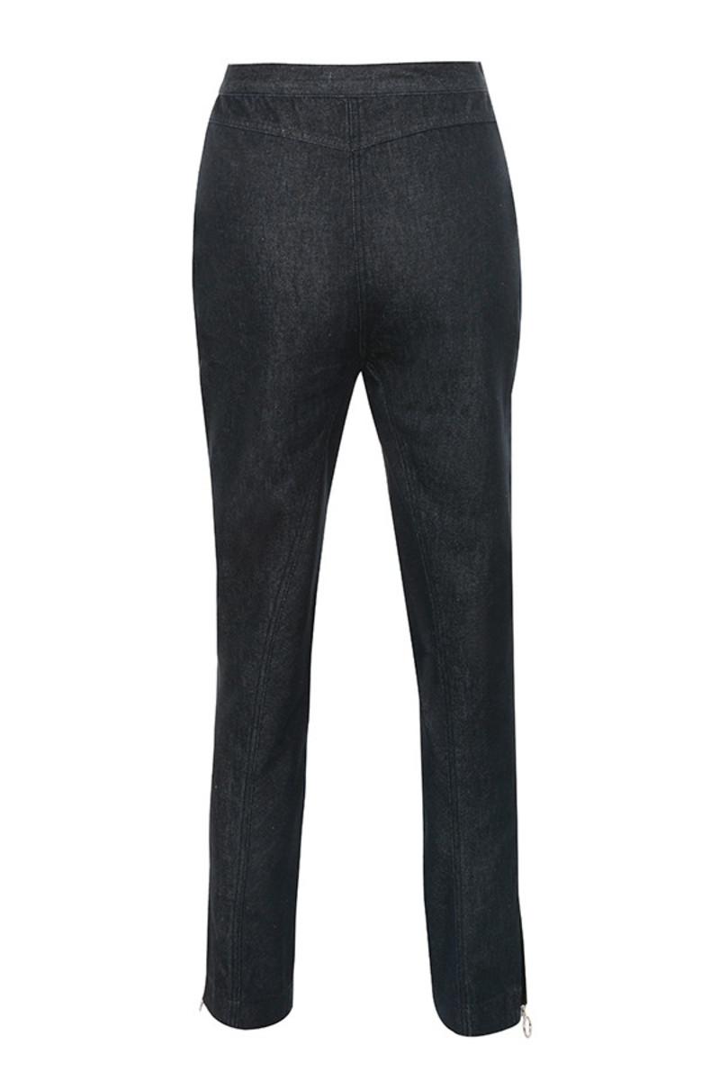truth trousers in black