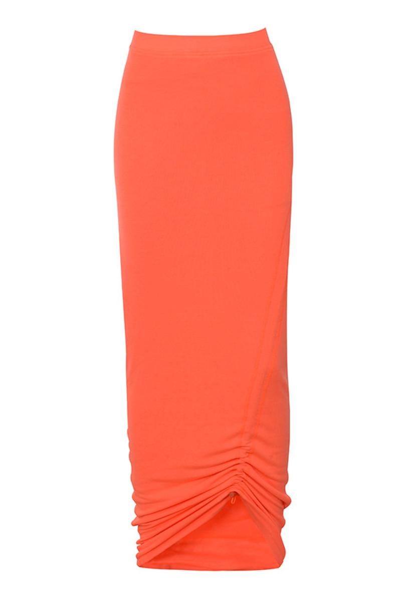 magnify neon orange