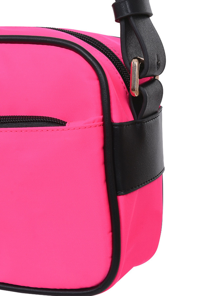 flinch pink bag
