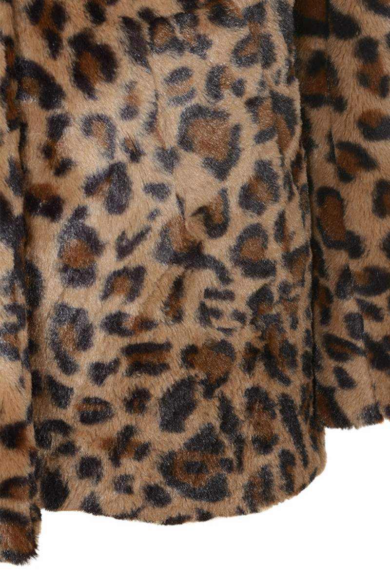 leopard novice jacket