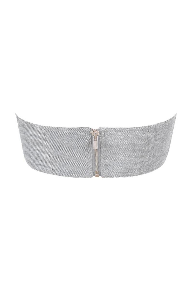 solar top in silver