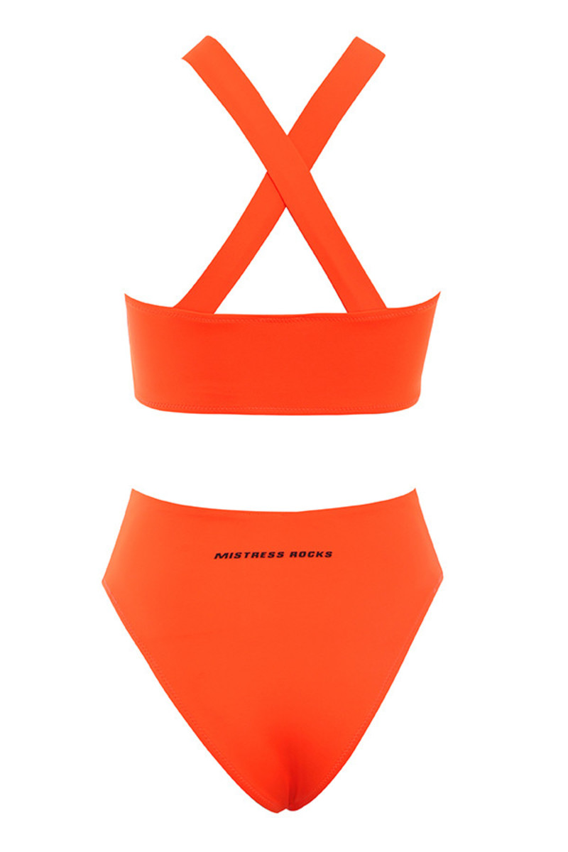 sparta swim in orange