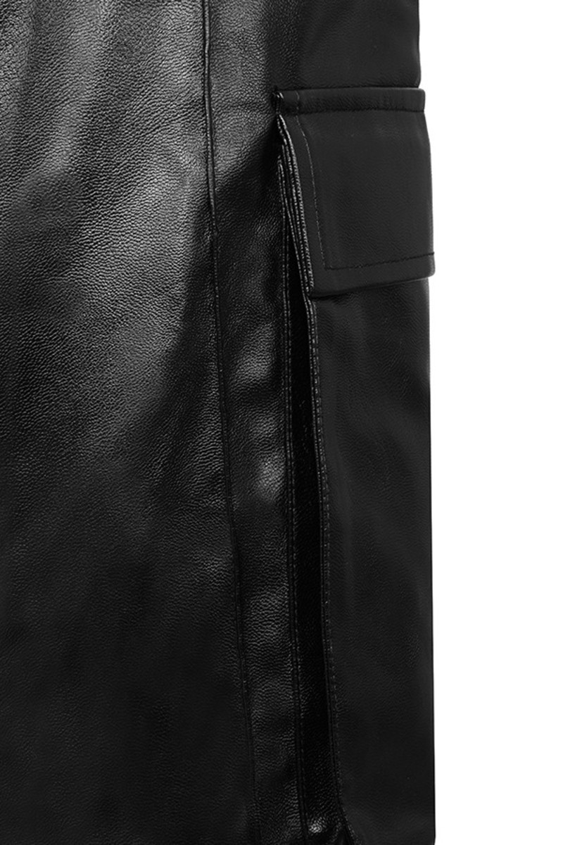 black stronghold trousers