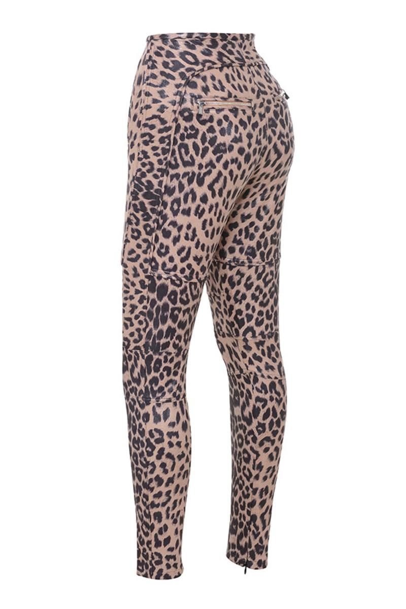 written in leopard