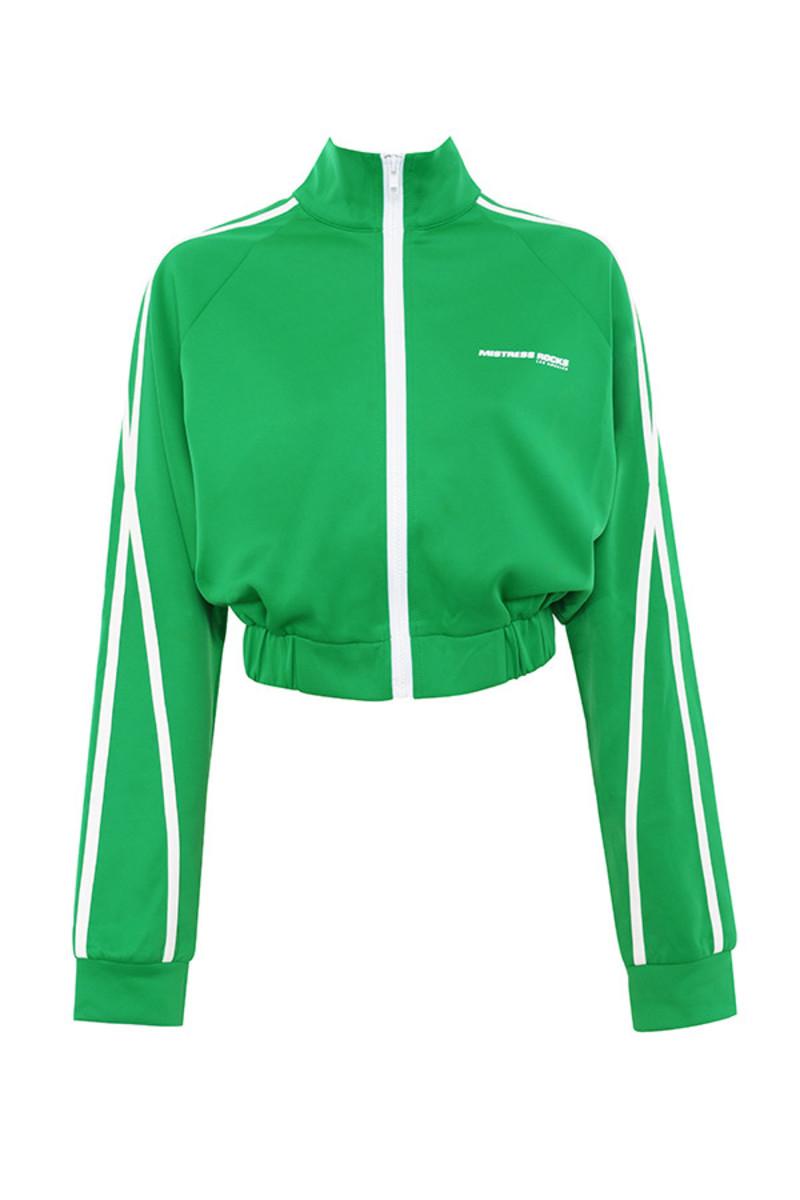 front runner green