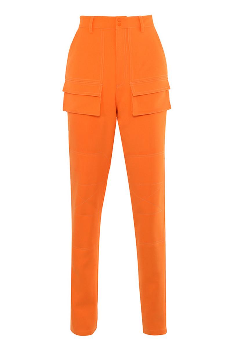 two to tango orange