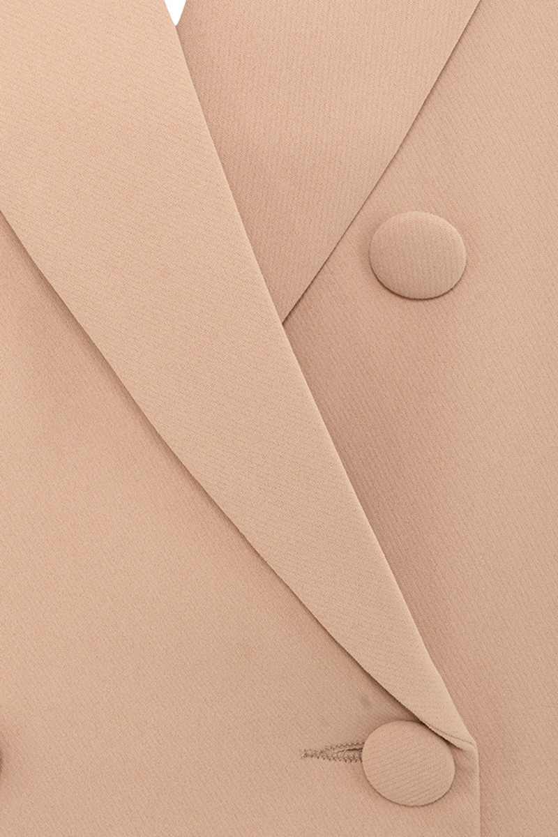 nude business as usual jacket