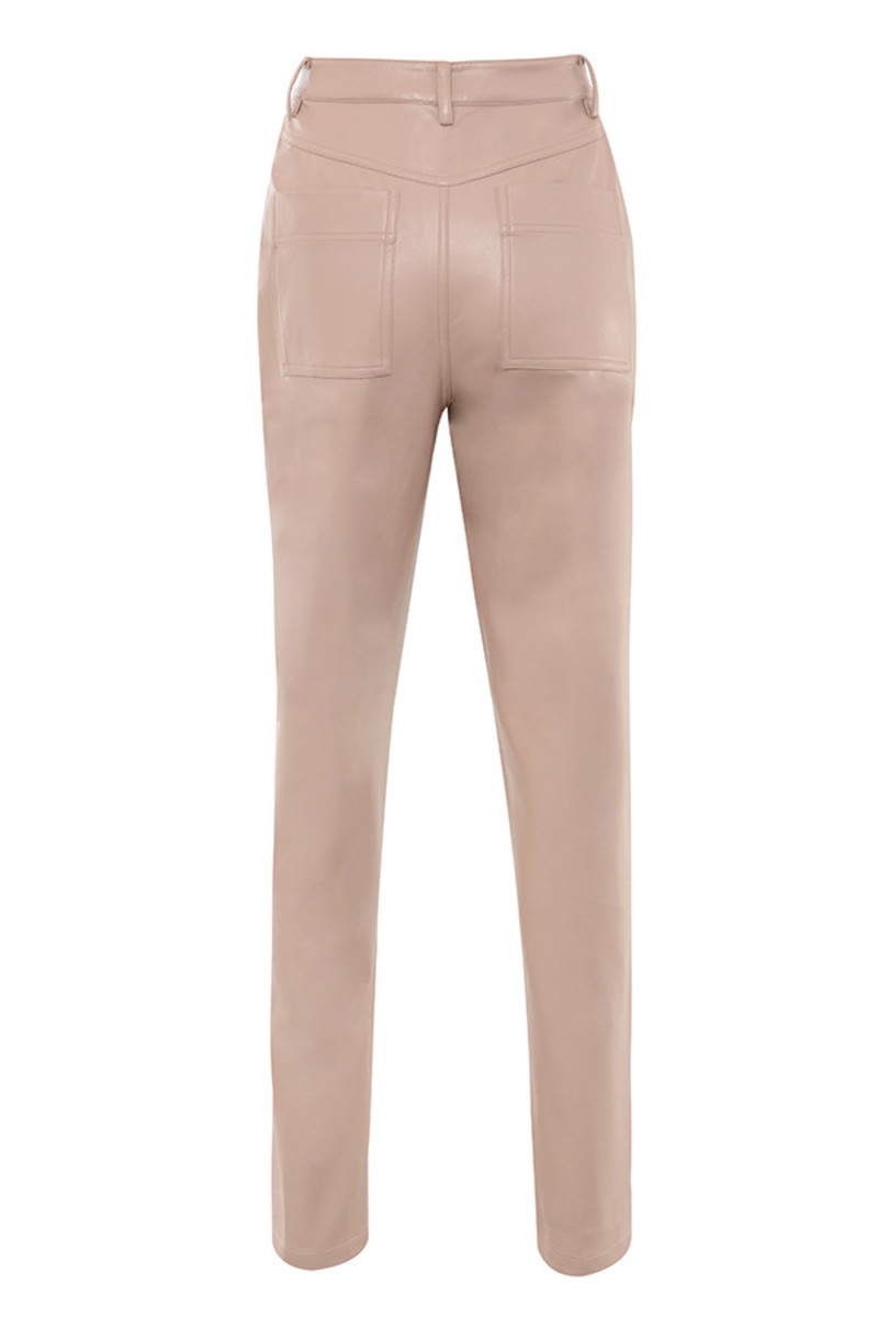 folly trousers in nude