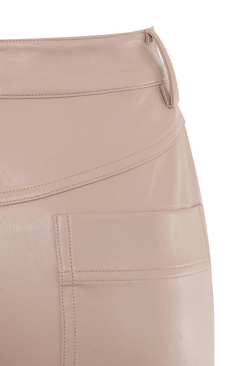 nude folly trousers