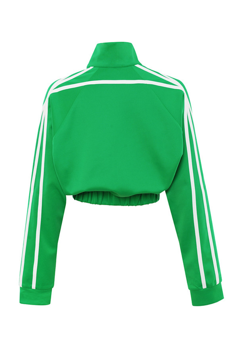 front runner jacket in green